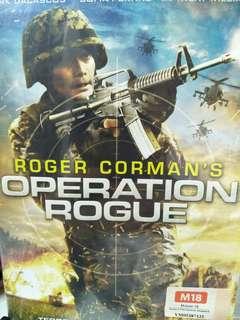 Operation rogue movie DVD