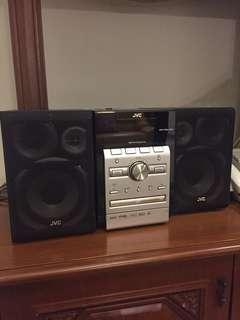 JVC Tape Speaker