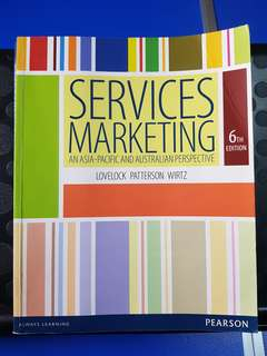 Services Marketing 6th Edition Murdoch Kaplan
