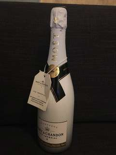 Most & Chandon ice imperial champagne