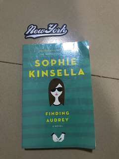 Sophie Kinsella Finding Audrey