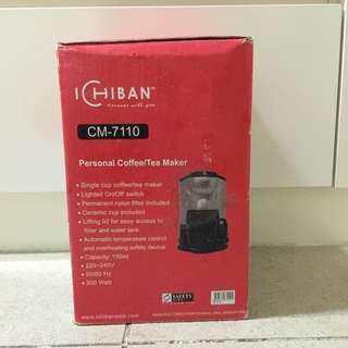 Coffee/Tea Maker (New)