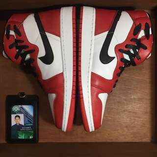 Air Jordan 1 WMNS Rebel XX 'Chicago' Sz 6.5