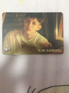 最新一期Kim Samuel