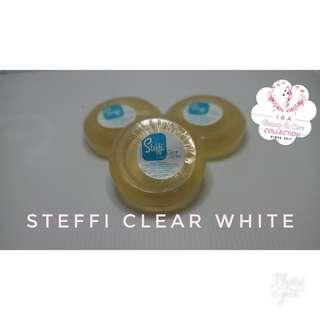 Steffi Clear white soap langsung dari Pabrik Harga grosir dan eceran