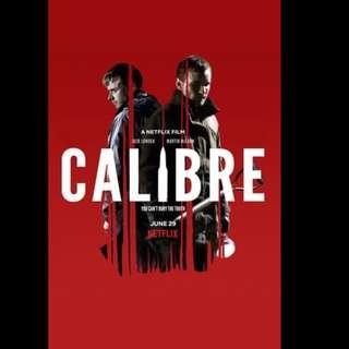 [Rent-A-Movie] CALIBRE (2018)