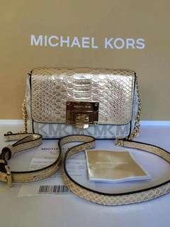 Michael Kors Tina Small Clutch/Crossbody