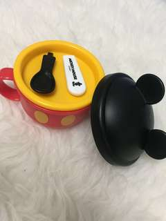 Mickey snack dispenser