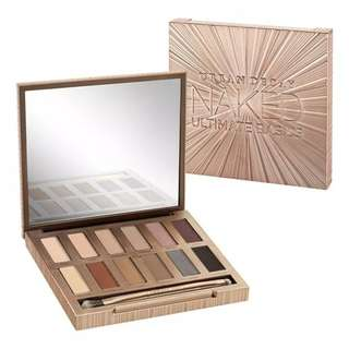 Naked ultimate basic palette new
