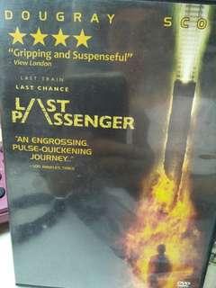 Last passenger movie DVD