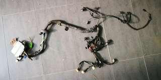 Ecu kelisa complete wiring
