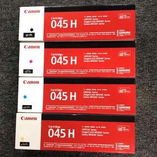 Canon 045H Original Multipack Toner
