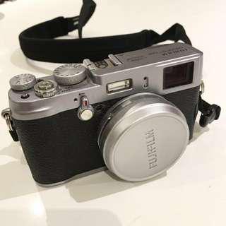 Fujifilm X100 Digital Camera