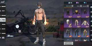 Rules of Survival(Pro acc)