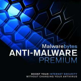 OFFICIAL MALWAREBYTES PREMIUM FOR WINDOWS LATEST VERSION (LIFETIME EDITION)