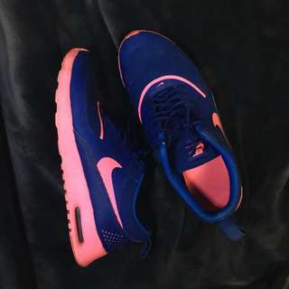 Airmax Thea (Pink and Blue)
