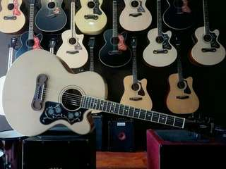 Acoustic Eletric Gibson
