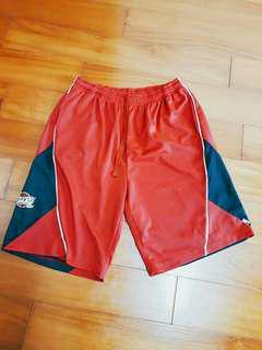 (代售)正版NBA騎士隊褲子 L
