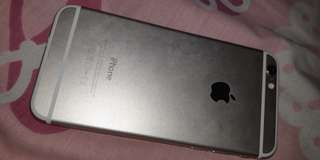 Iphone 6 16gb gold inter