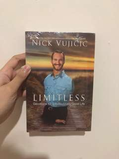 Limitless - Nike Vujicic (in English) (Sealed)
