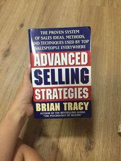 Advanced selling strategies