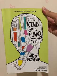 It's Kind Of A Funny Story - Ned Vizzini (in English)