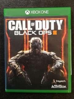 Xbox One Call Of Duty Black Ops III