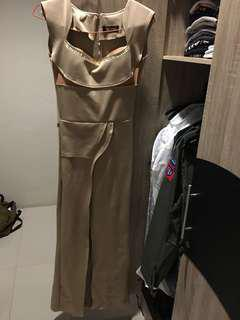 Kardashian long dress