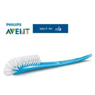 PHILIPS AVENT BOTTLE TEAT BRUSH SCF145