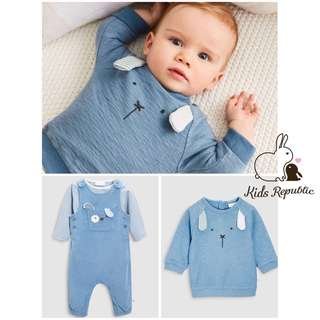 KIDS/ BABY - Dungaree/ bodysuit/ sweat