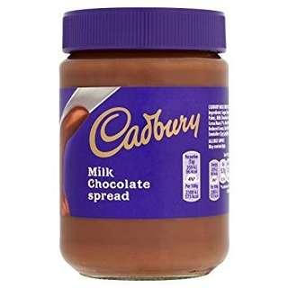Cadburry Spread!!