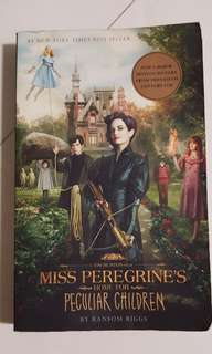 Miss Peregrine's Home for Peculiar Children series