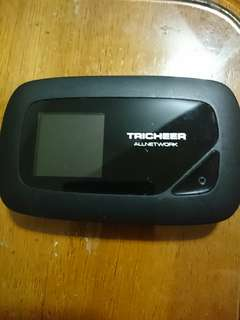 Tricheer Pocket WiFi