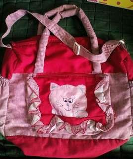 #Carouhb tas perlengkapan bayi