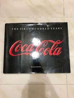 Coca-Cola 百年紀念冊 (1990 出版 revises edition)