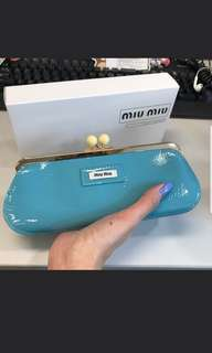miu miu wallet bag