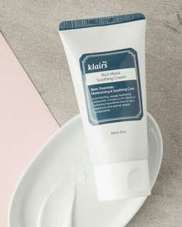 KLAIRS - Rich Moist Soothing Cream 60ml
