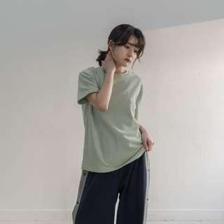 LEME STUDIOS 寬鬆舒適圓領T-shirt