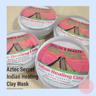 Aztec Clay Mask 50grams