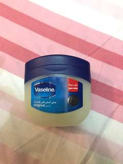 Vaseline petroleum jelly original arab 100ml
