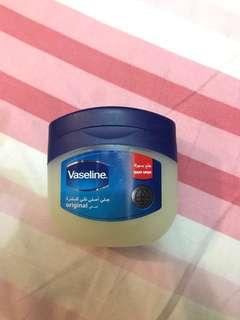Vaseline petroleum jelly original arab 100ml