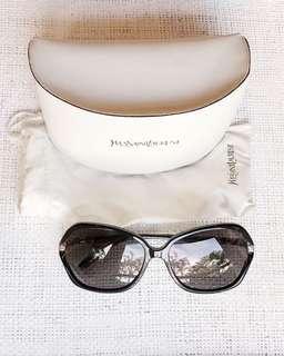Yves Saint Laurent Black Sunglasses