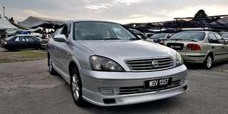 Nissan Sentra Sport 1.6