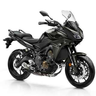 BRAND NEW YAMAHA MT-09 TRACER ABS (WITH SIDE CASE)