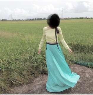 Syomir Izwa dress