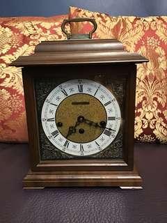 咸美頓五音德國座枱古董機械鐘