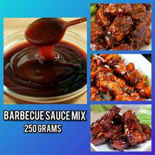 Barbeque Sauce Mix