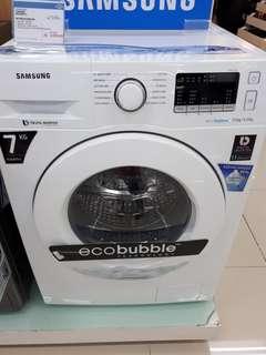 Mesin Cuci Samsung 7kg Front Loading (Promo Tanpa DP Tanpa Admin)