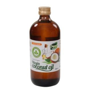 Organic Cold Pressed Virgin Coconut Oil - 500ml