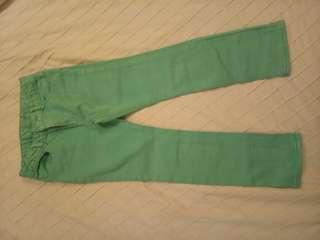GAP kid's mint green Jeans